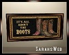 All About The Boots Art