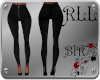 [BIR]Black Pants