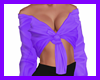 Spring Bow Purple