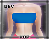 [KOP] HD Tube Top