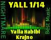 Krajno - Yalla Habibi