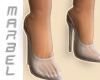 m. Transparent Heels