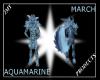 Aquamarine Furry(MALE)