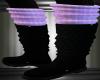 {DE}Black_Lilac Boots
