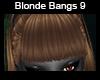 Blonde bangs 9