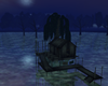 Old Swamp Hut