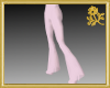 Light Pink Chic Bottoms