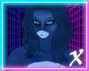 X Cosmic hair 1