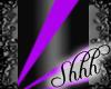 **Nails Flash Purple