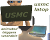USMC laptop