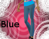 (MSis) Dusty Blue pants