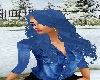 Nina Blue Hair