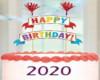 Happy Birthday 2020 A
