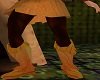 Layered Onion Skin Boots