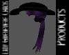 Duranga With Purple Hair