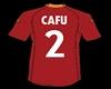 Cafu Roma Jersey