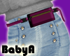 ! RLS Plum Belt Bag