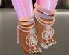Unicorn feet