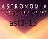 Tony Igy  Astronomia