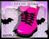 Fairy Kei x Kyary Boots