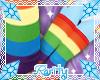 {R} RainbowDash Socks v1