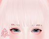 桜 Su Bangs Pink