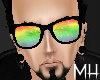 [MH] Rainbow Glasses