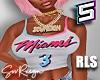 ! RLS Miami Heat Jersey