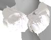 {ID} White Wrist Roses