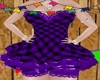 Dress Caipira Roxo