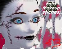 Stiches the Rag Doll