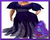 Purple Angel Dress