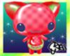 Strawberry Kitty