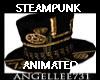 STEAMPUNK ANIM TOP HAT