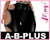 A-B-PLUS Bimbo PVC BK
