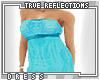 tr| Sky Blue : Dress