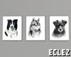 Canvas Dog 1