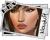 KD^NADIA 2TONE HEAD V.2