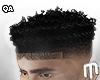 Curly Box Fade - Black