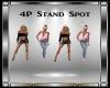 4P Stand Spot