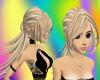 Tania Blonde in lowlight