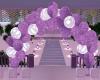 Lilas wedding Balloon