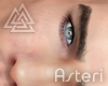 ◮ Eyebrows14 [asteri]