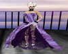 LXF purple dress