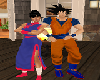 Goku and Chi-Chi