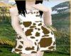 !a! Child Cow Dress