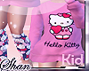 SR* Kid Hellokitty Pjs