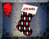 Jenn's AD Xmas stocking
