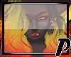 Fire Fur Hair