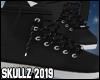 💀   Panda Sneakers